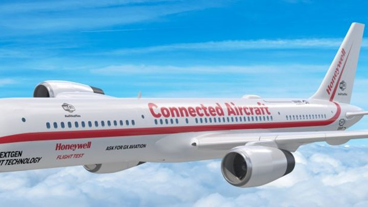 Honeywell's Connected Aircraft: Data drives benefits