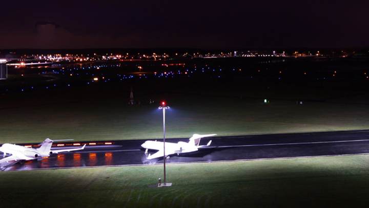 Airport lighting: Behind the scenes at CU Phosco