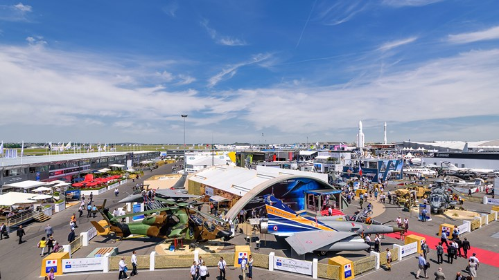 Paris Air Show preview: Anniversaries, AI and heavy metal