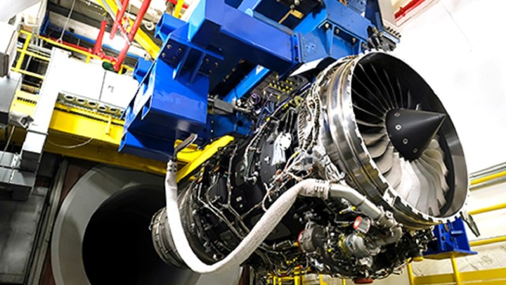 Rolls-Royce F130 engine for B-52 completes early testing in Indianapolis