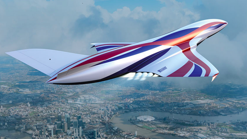 Hypersonic engine could cut London-Sydney flight time to four hours by 2030