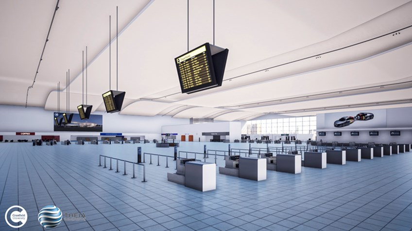Virtual airport to help improve travel experience for passengers with mobility needs