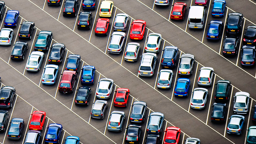 Airport parking nearly £200 more than flights during half term holiday